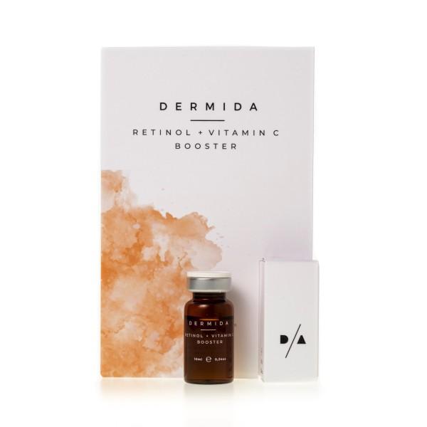 DERMIDA® Retinol + Vitamin C Booster