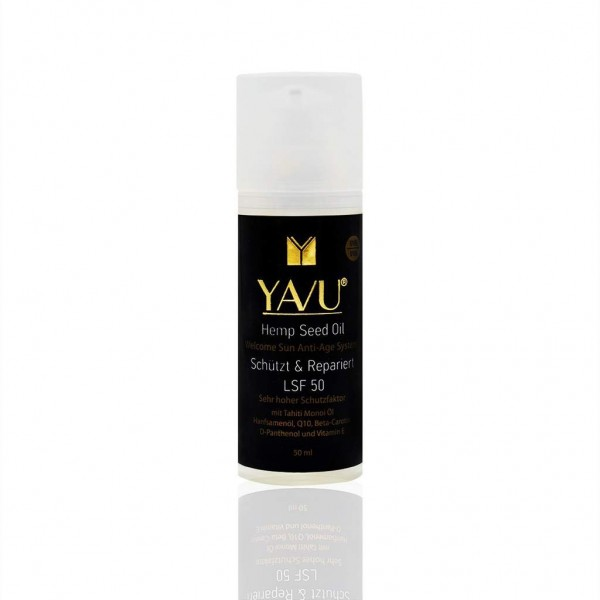 YAVU® Welcome Sun Anti-Age-System