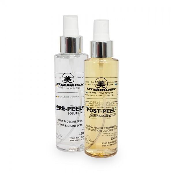 Pre- & Post Peel Solution
