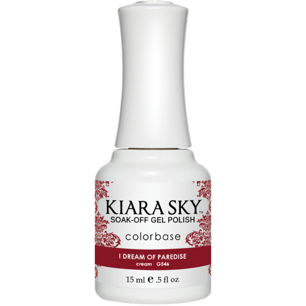 Kiara Sky Nagelgel Dream of Paredise (G546)