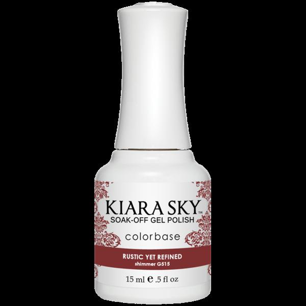Kiara Sky Nagelgel Rustic Yet Refined (G515)