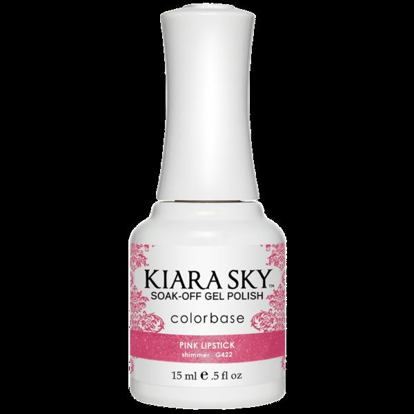 Kiara Sky Nagelgel Pink Lipstick (G422)