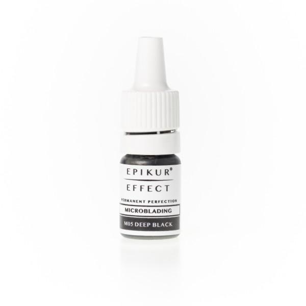 Epikur Effect® | M05 Deep Black Microblading Pigment (5 ml)