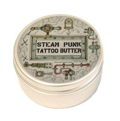 Steam Punk Tattoo Butter