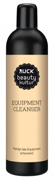 RUCK® beautykultur Equipment Cleanser