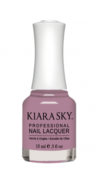 Mauve A Lil´Closer Nagellack (N597)