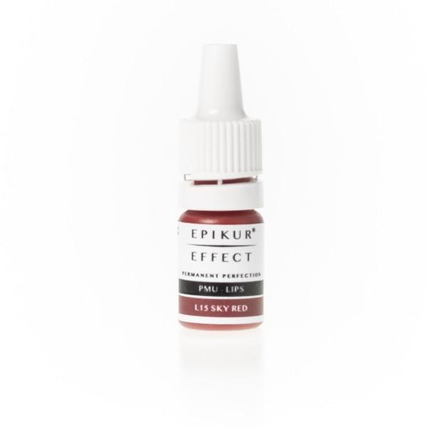 L15 Sky Red PMU-Lippenpigment (5 ml)