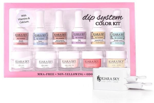 Kiara Sky Color Dipping Powder Starter Kit