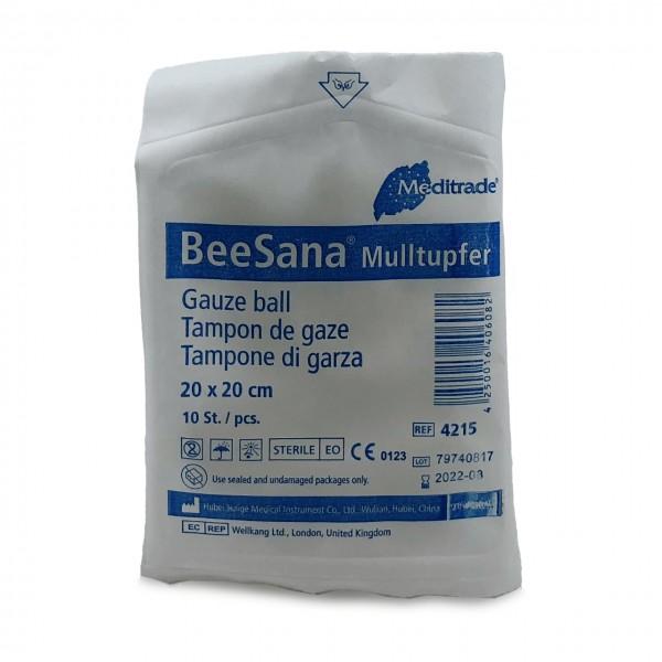 BeeSana® Mulltupfer