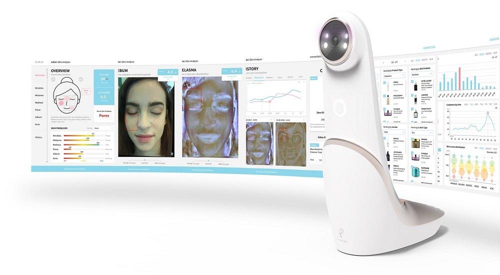 proess-hautanalyse-skin-care-assistant-lumini