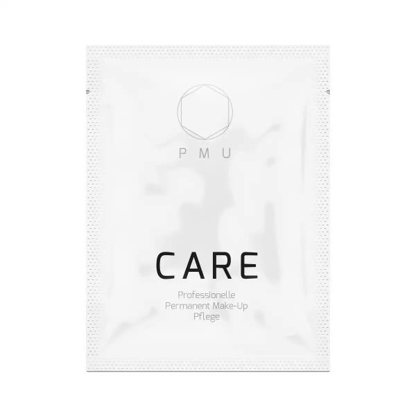 PMU Care Sachet Pflegecreme (2,5 ml) | PMU Tagespflege | einzeln & hygienisch verpackt
