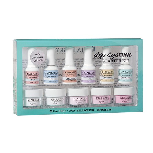 Kiara Sky French Dipping Powder Starter Kit