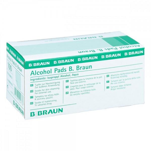B. Braun Alkoholtupfer (100 Stück)