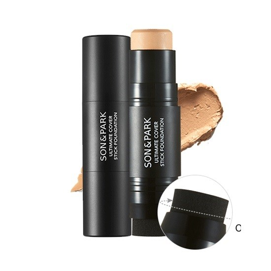 Ultimate Cover Stick Foundation SPF50+ PA+++