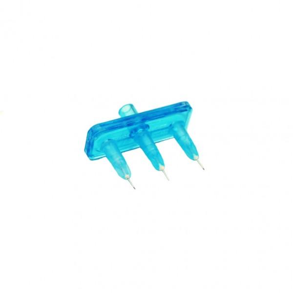 MESORAM® Multi-Injektor 3-fach linear 30G / 0,3 x 4 mm