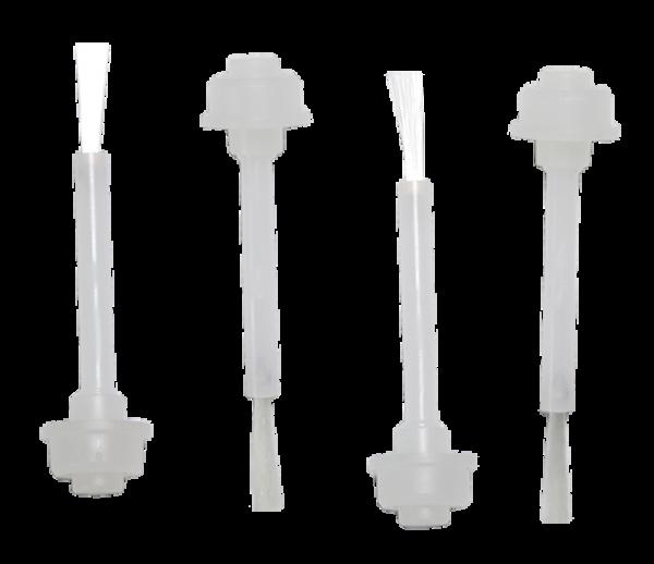 4 x Ersatzpinsel für Kiara Sky Dip Essentials