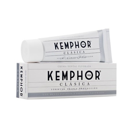 Kemphor Zahnpasta Classica