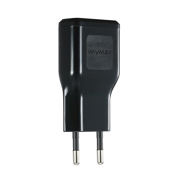 iMYMAX Smart USB Netzteil 2.0 A - Schwarz