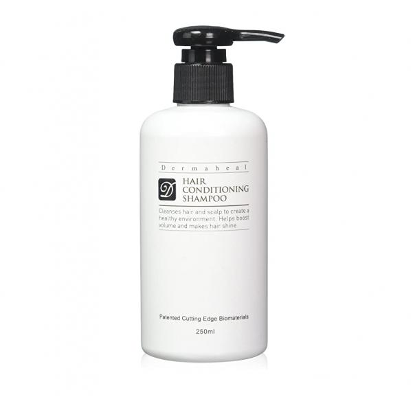 Dermaheal® Hair Conditioning Shampoo | Anti-Haarausfall-Shampoo | maximiert die Wirkstoffaufnahme