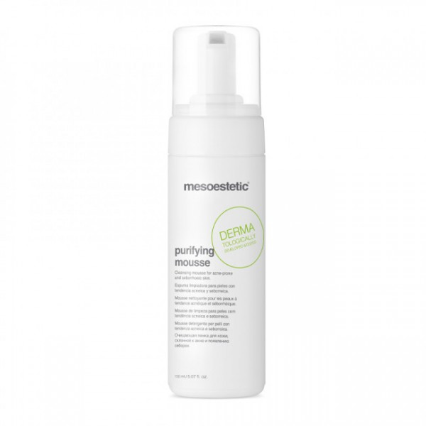 Acne Line Purifying Mousse