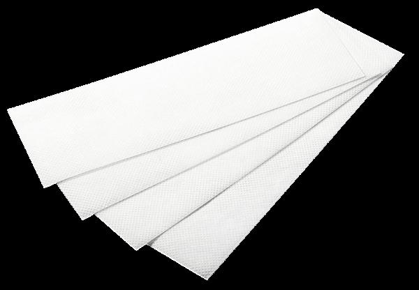 RUCK® Waxing Vliesstreifen geprägt   100 Stück   vorgeschnitten & reißfest