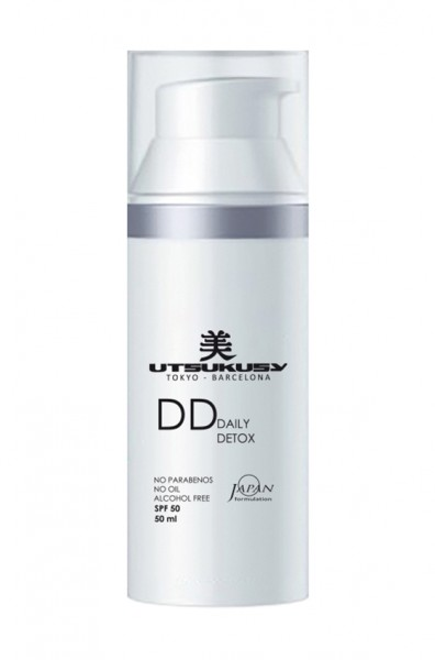 DD Cream Daily Detox by Utsukusy