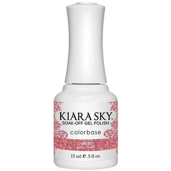Kiara Sky Nagelgel Confetti (G498)