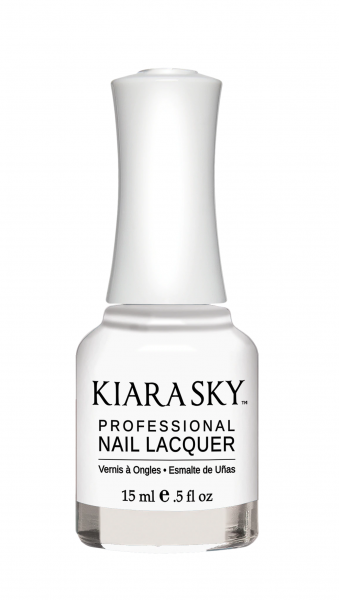 Milky White Nagellack (N623)