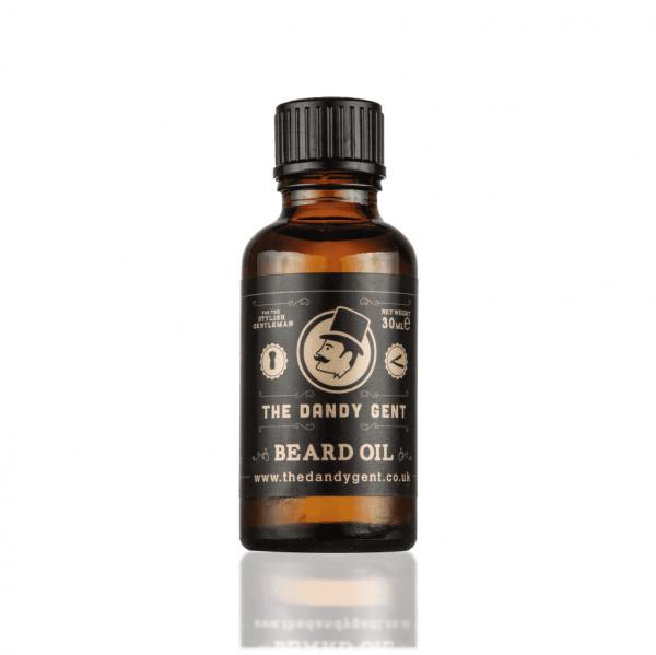 The Dandy Gent® Rose & Tobacco Bartöl