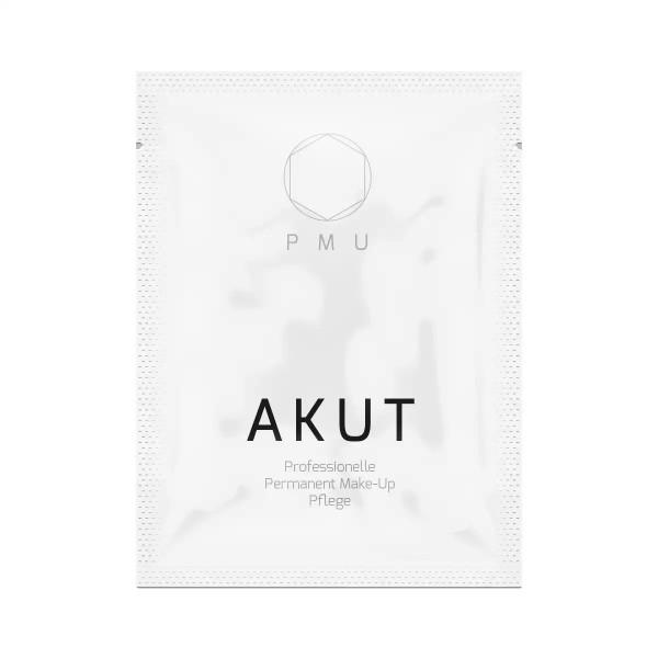 PMU Akut Sachet Pflegecreme (2,5 ml) | PMU Sofort-Hilfe | einzeln & hygienisch verpackt