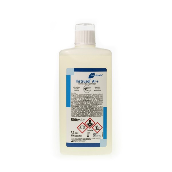 Instrusol® Dermaroller Desinfektionsmittel