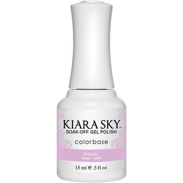 Kiara Sky Nagelgel D´Lilac (G409)