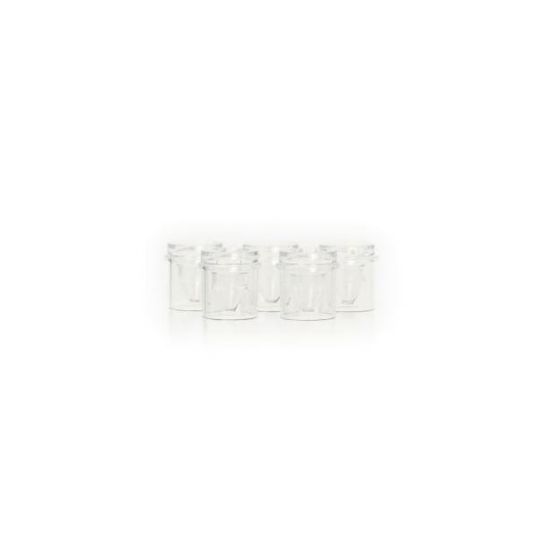 5 x Farbbecher PMU & Microblading im Set