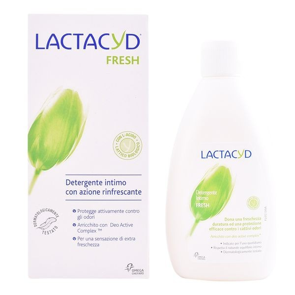 Lactacyd Fresh Intim-Gel