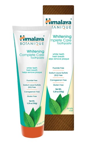 Himalaya Botanique Whitening Complete Care