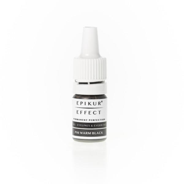 Epikur Effect® | P06 Warm Black PMU Pigment (5 ml)