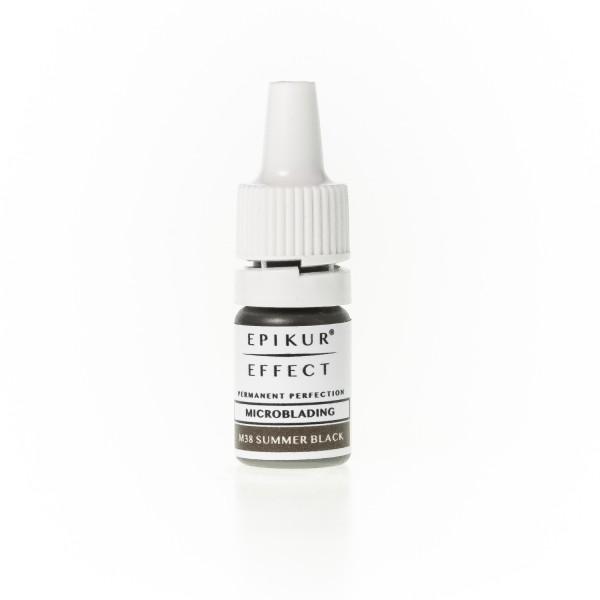 Epikur Effect® | M38 Summer Black Microblading Pigment (5 ml)