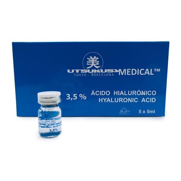 Hyaluron-Serum 3,5% für Microneedling