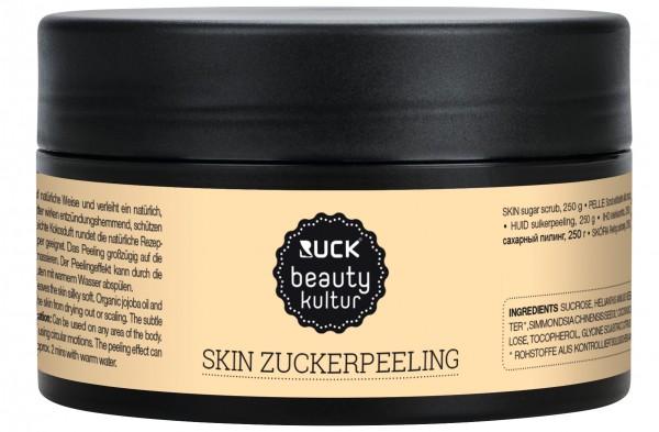 RUCK® beautykultur SKIN Zuckerpeeling