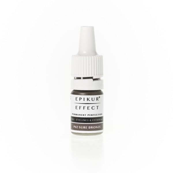 Epikur Effect® | P62 Sure Bronze PMU Pigment (5 ml)