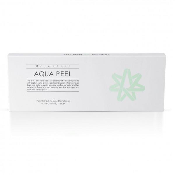 Dermaheal® Aqua Peel | Glykol Peeling 10% | Profi-Qualität für die Heimanwendung