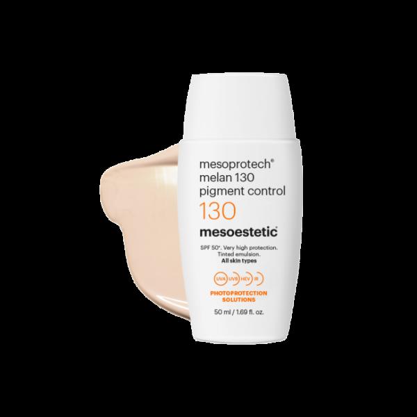 mesoestetic® Mesoprotech Melan 130 Pigment Control | Sonnenschutz für pigmentgestörte Haut
