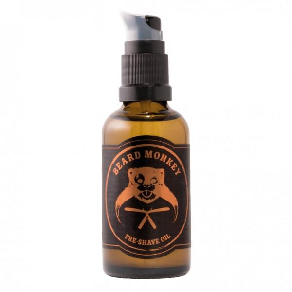 Beardmonkey Rasieröl